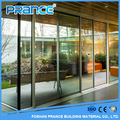 Cheap SGS Certificated aluminum sliding doors