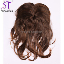 Alibaba Guangzhou Tangle Free Women Toppers Hair Integration Wigs