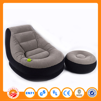 Relax and leisure high seat inflatable sofa inflatable sofa chair