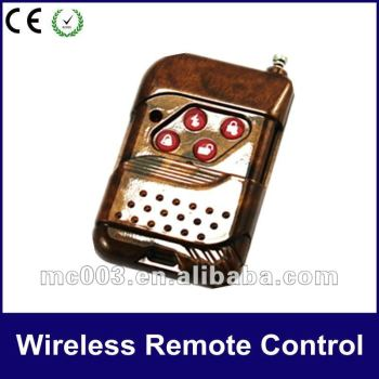 Universal RF Car Door Opener Remote Control Duplicator Gate remote control Plastic Case MC010