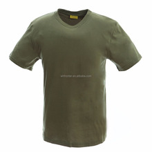 High quality wholesale army green blank camo t shirts
