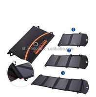 flexible solar panel for backpack