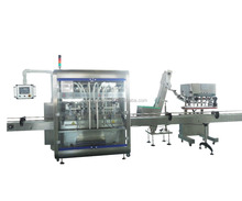 stainless steel Automatic Sunflower oil Filling Production Line
