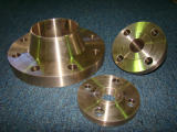 Copper-Nickel Flanges, Alloy Uns C70600 Copper Nickel Flange C71500, Cu-Ni 90/10 Flange