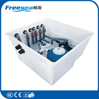 2016 FREESEA swimming pool drinking water filter machine