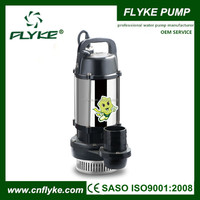 QDX 1.5HP Stainless Steel Submersible Water Pump