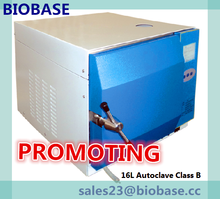 16L table top autoclave sterilizer \ Class B Autoclave for hospital use