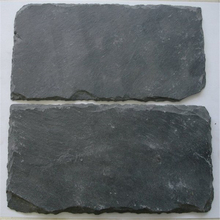 Black Natural Roofing Tiles Thin Slate light gray slate tiles