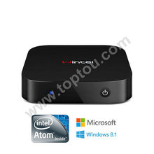 Windows Quad Core Windows 8.1+Intel Smart TV Box 2GB/32GB H-D-M-I WiFi Media Player