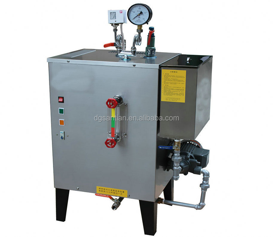 Automatic cooking steam engine 6kw - 18KW small electric heating steam boiler electric boiler