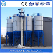 With ISO CE Certification wheat storage grain silos from alibaba china market