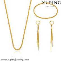 63346 xuping wholesale guangzhou cheap fashion jewelry fashion set