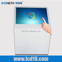 42 inch interactive all in one pc wifi 3g internet lcd touch screen advertising kiosks