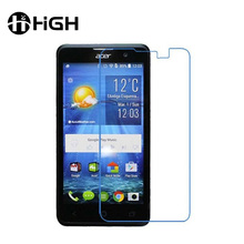 Tempered glass factory supplier 9H high clear tempered glass screen protector for acer liquid e2 e700 z630 z410