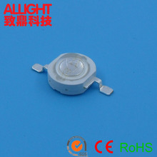 hot sale high power 1W UV LED 365nm with RoHs approval