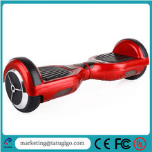 Smoothing delivery 6.5 inch 2 wheel Germany hoverboard with bluetooth speaker