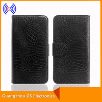 Stylish Pu Leather Flip Case Cell Phone , Universal Rugged Tablet Phone Case