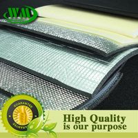 high quality heat insulation aluminum roof construction material