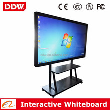 China cheap interactive whiteboard prices free standing interactive whiteboard