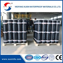 4.0mm sbs bitumen waterproofing membrane for foundations rubber membrane for triaxial test