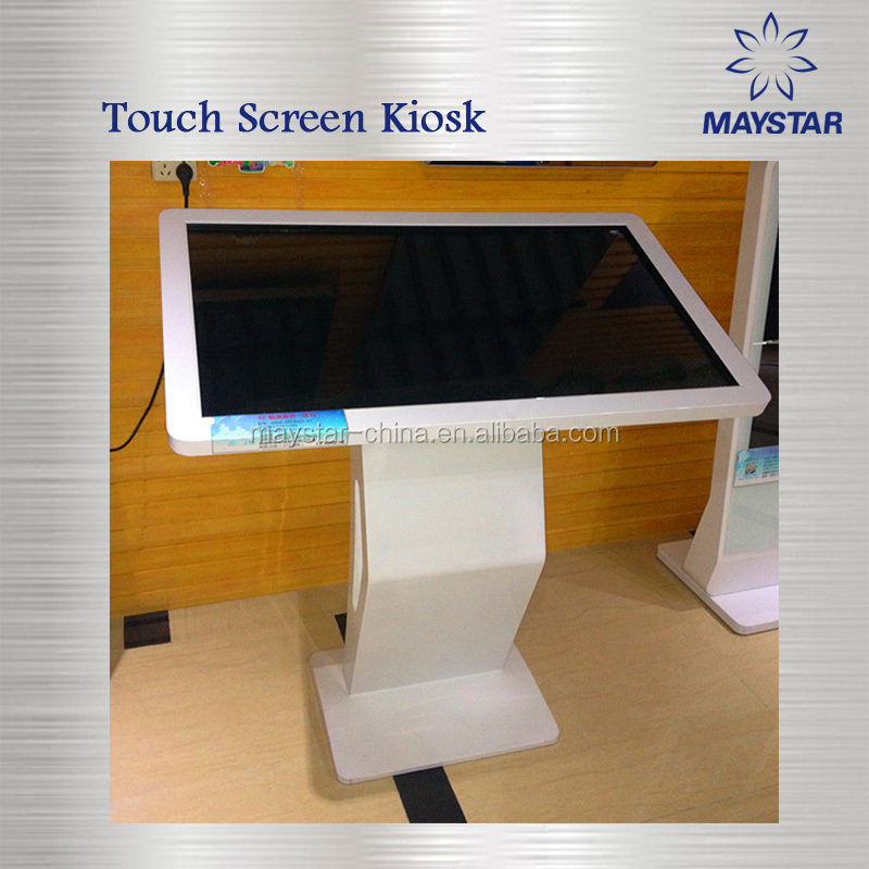 3g wifi full hd 32 inch touch screen lcd interactive kiosk