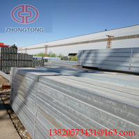 Q235C Non-secondary Square Section Shape Black Steel Pipe/hollow section steel pipe