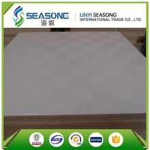 White PVC Gypsum Suspended Ceiling Tiles 60x60cm
