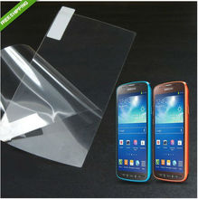 Crystal Screen Protector for Samsung Galaxy S4 Active i9295 for S4 active Screen Protector