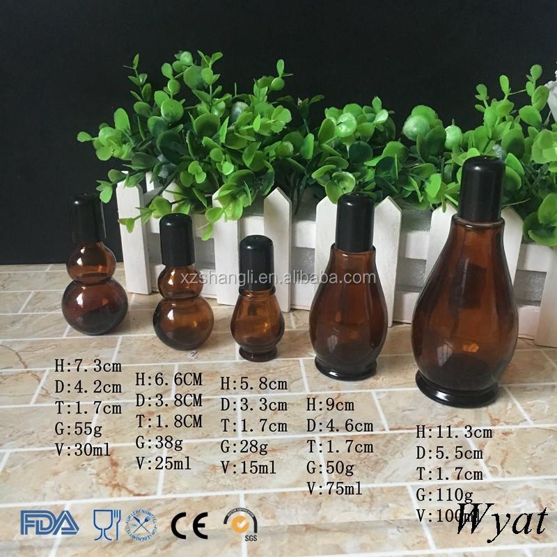 15ml 30ml 100ml amber glass bottle 1.JPG