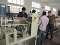 vacuum cleaner spiral and soft tube extrusion line