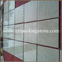 Cheap crema marfil marble for construct decoration