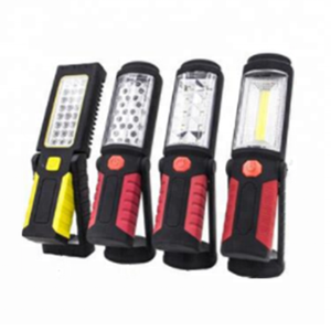 Magnetic 36+1 LED 360 rotatable work light with hook