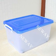Hot Sales Recycling box toys transparent plastic box