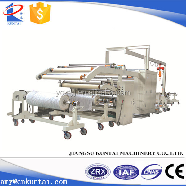Hot Melt Lamination Machines for Fabric/film/nonwoven