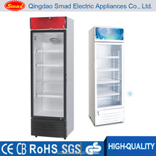 318L 368L Glass Refrigerator,Upright Showcase,Beer Refrigerator