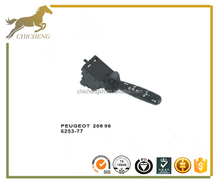 auto wiper turn signal switch for PEUGEOT 206 98 6253-77