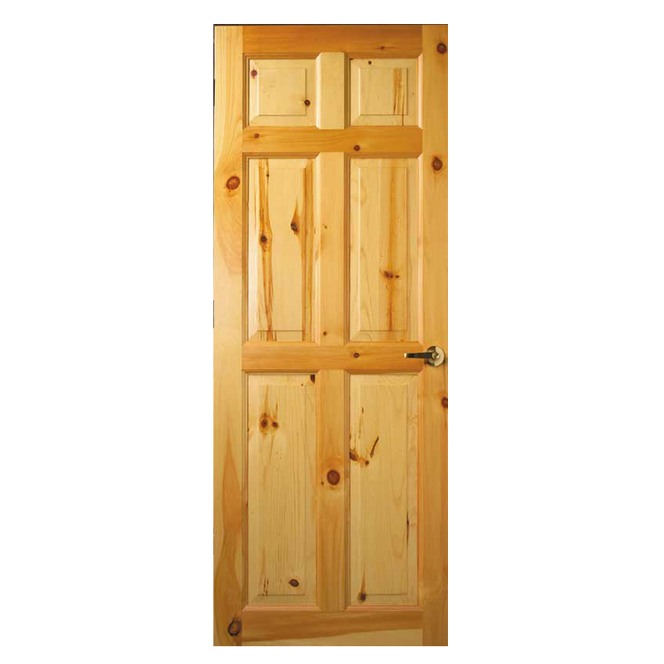 China Pine Panel Door China Pine Panel Door Manufacturers And
