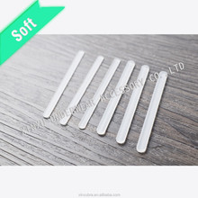 Bra plastic Bone Clear plastic boning for brassier and clothes