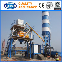 elba fully automatic concrete batching plant