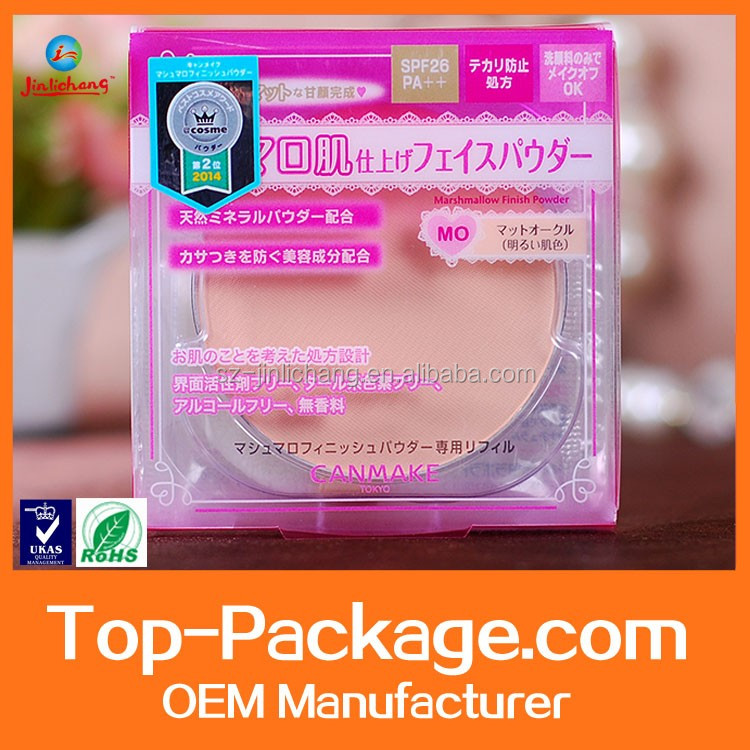 Custom PVC Transparent Plastic Box,Folding Display Clear Plastic Box,Gift Plastic Packaging Box