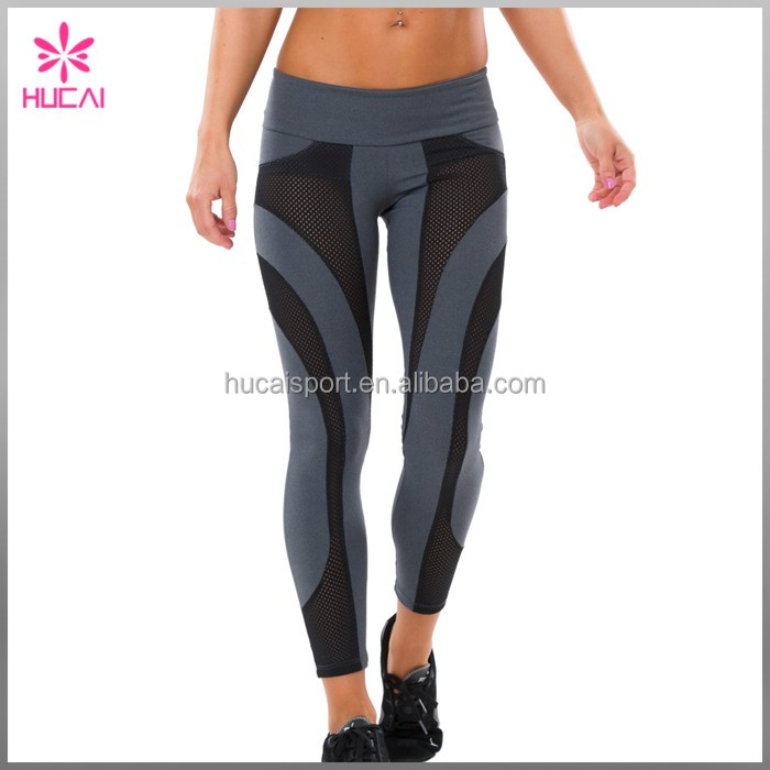 wholesale tights apparel Womens grey Skirted Leggings,wholesale women sports tights