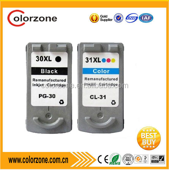 Compatible Canon CL-31 Ink Cartridge For canon pixma ip1800