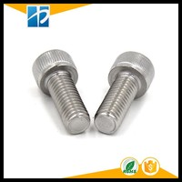ss 304 M5*16 inner hexagon low head screw