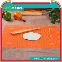 Silicone heat mat ,JA22 silicon baking mats & pads