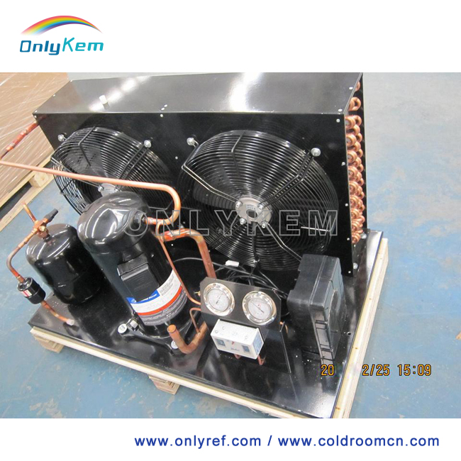 Refrigeration Bitzer Air Cooled Condensing Unit
