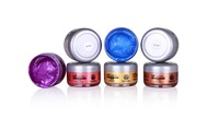 7 Kind color/water soluble/long hold/mens styling wax
