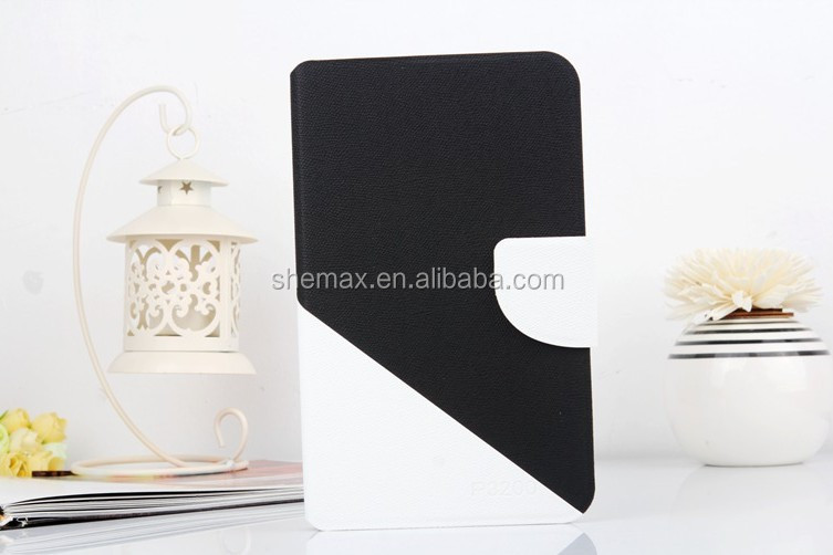 New product hot 2015 leather cover case for samsung tab 2 P3100