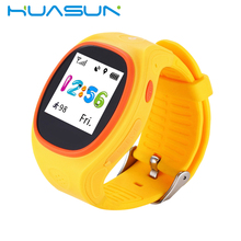 Mini SOS function Two Way Communication Wrist GPS Watch Tracker Kids Watch GPS Tracker