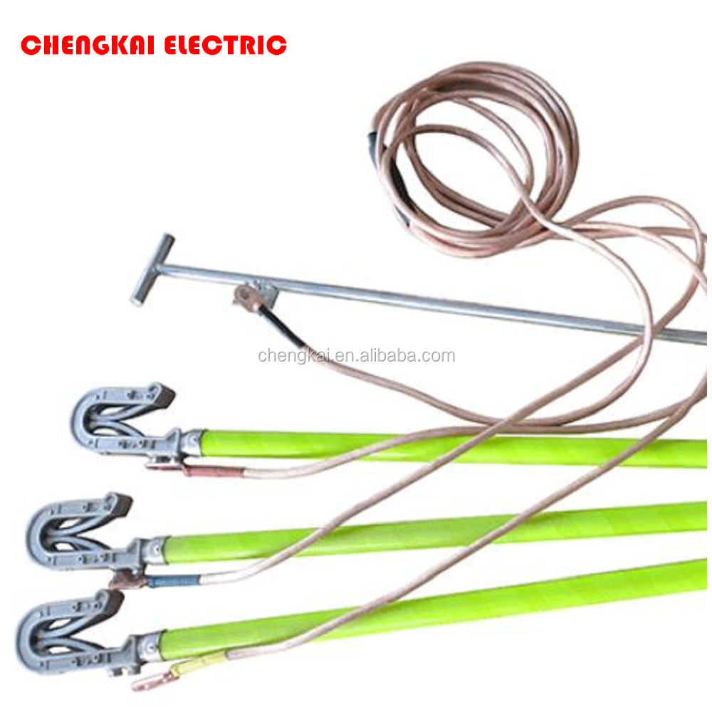 Security Copper Earth Wire