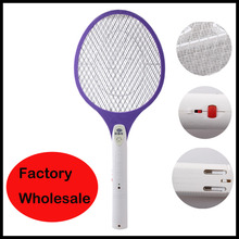 Stocked Feature and mosquitoes, bugs, and insects Pest Type Fly swatter HQ-8006 MINI Electric Mosquito Swatter